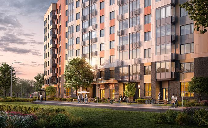 На старте реализации нового жилого объекта комфорт-класса – ЖК «Кленовые аллеи» открыты продажи в первых 4-х корпусах I-ой очереди строительства