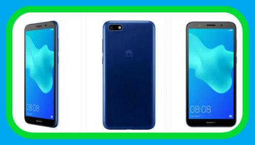 Huawei представляет смартфон Y5 Prime 2018 в России!